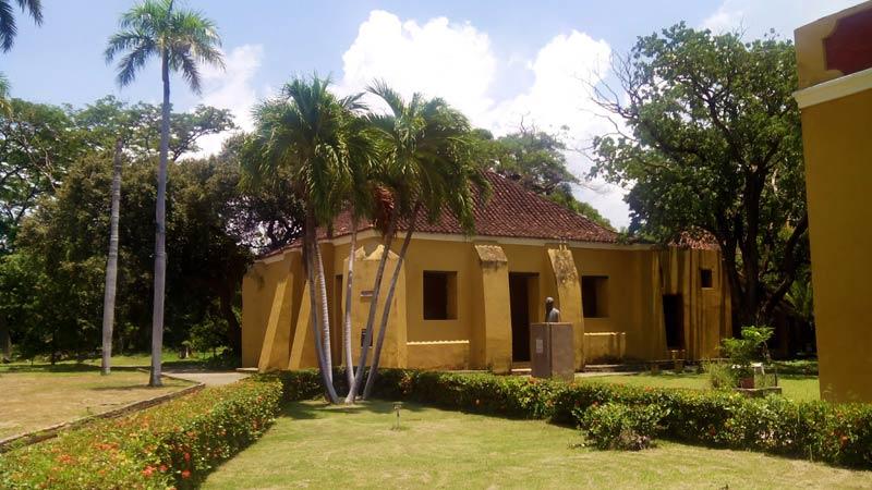 Дом Симона Боливара