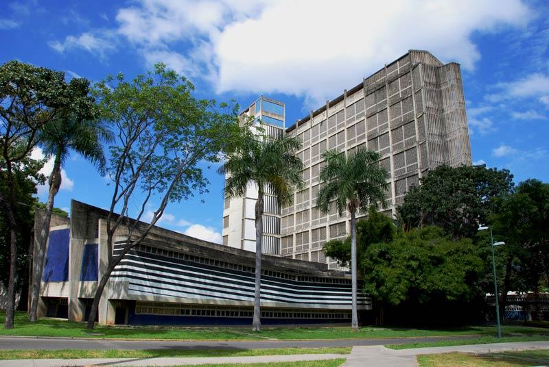 Университет Сентраль де Венесуэла