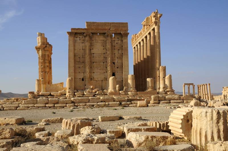 Храм Солнца, Пальмира