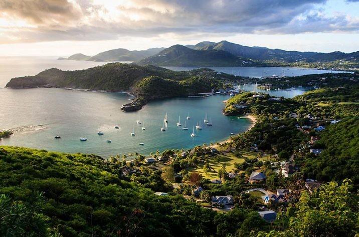 Отдых в Антигуа и Барбуда, лучшие курорты