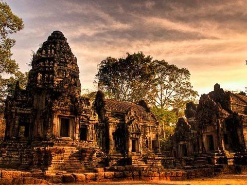 Популярные достопримечательности Камбоджи