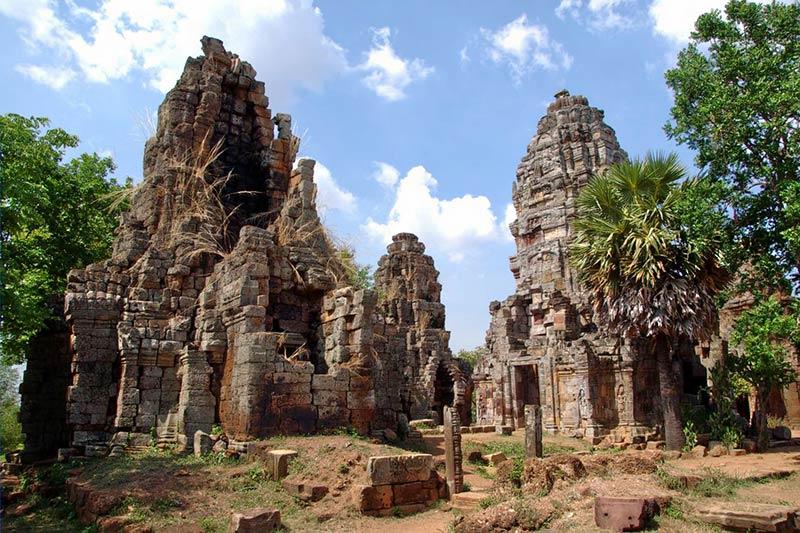 Храм Ват Банан