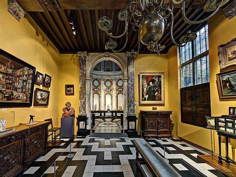 Музей Рубенса - Антверпен