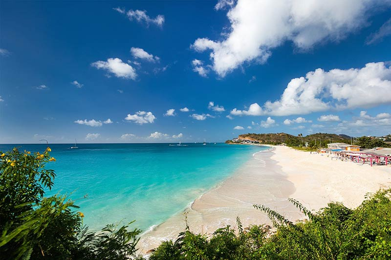 Остров Барбуда