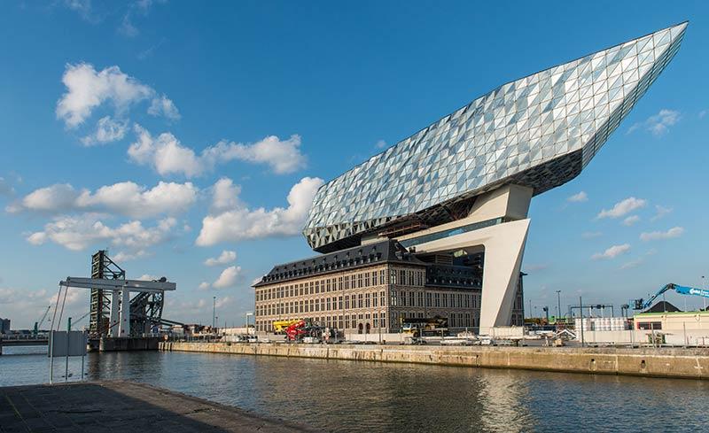 Порт Антверпена