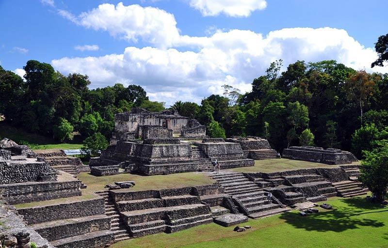 Караколь в Белизе, город майя