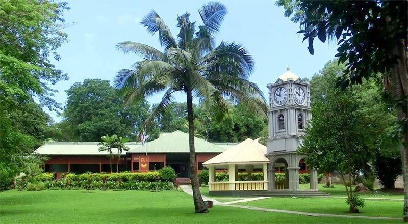 Музей Фиджи в Суве