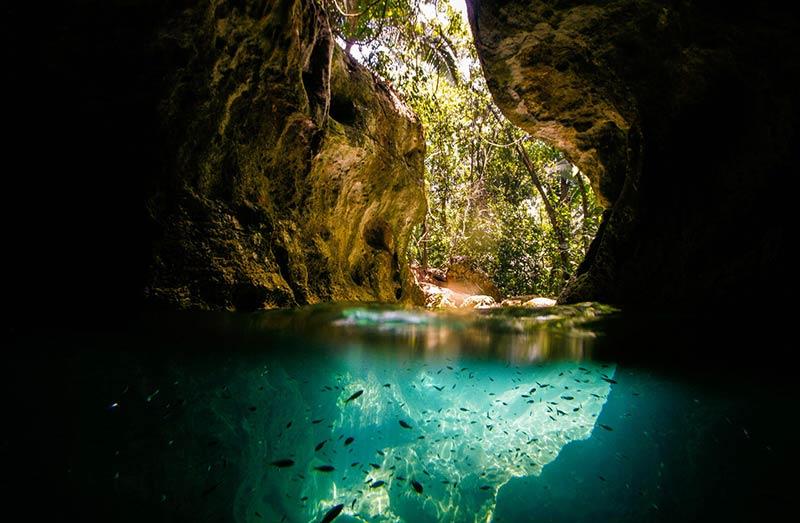 Пещера Актун-Туничиль-Мукналь в Белизе