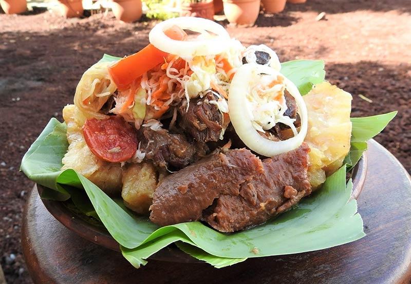 Национальная кухня Гондураса - Говядина бахо