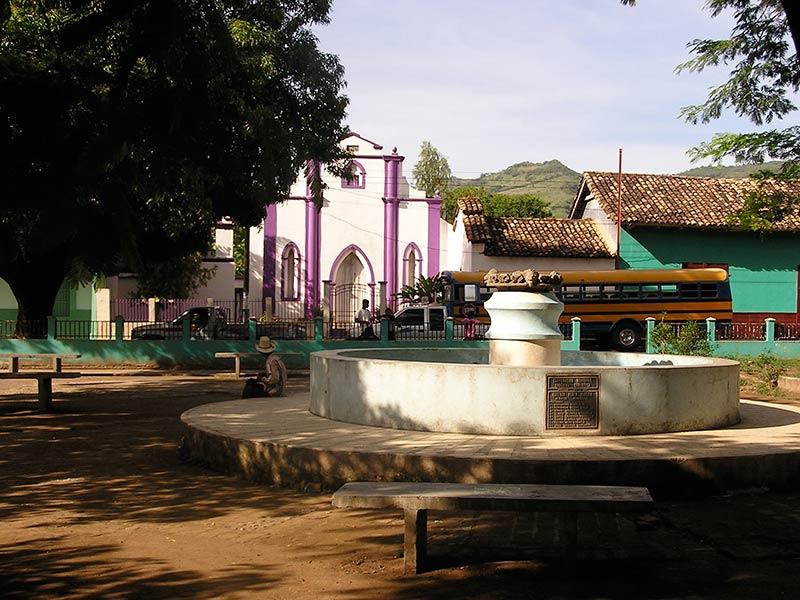 Исторические кварталы Чолутека