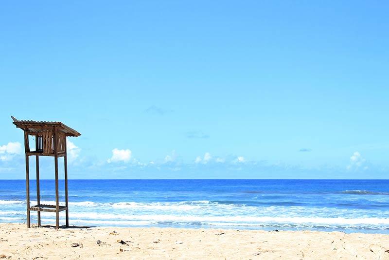 Пляж Трианггуласи