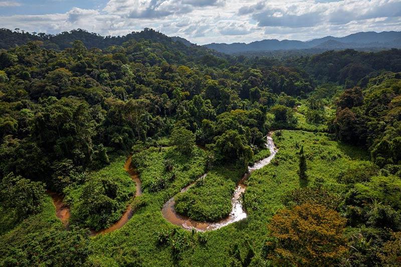 Природа Гондураса