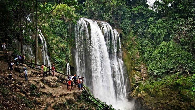 Водопад Пульхапанзак