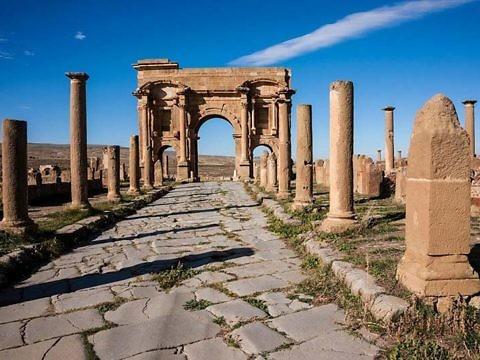Достопримечательности Алжира