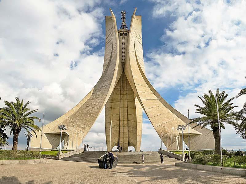 Памятник славы и мученичества, Алжир
