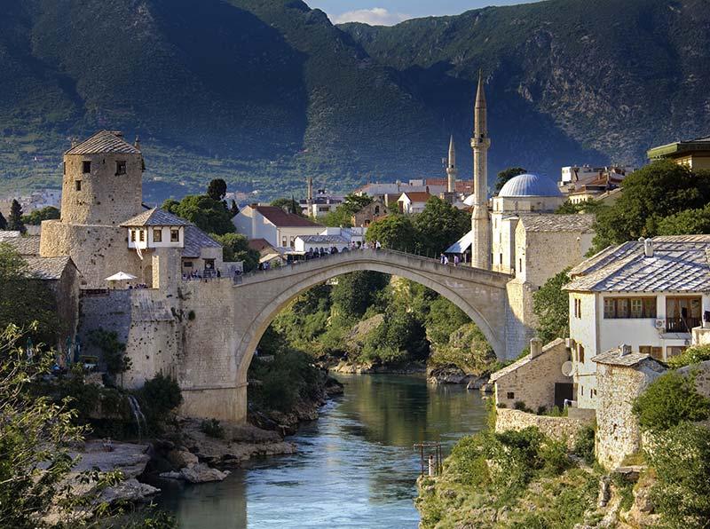 Стари Мост, Босния и Герцеговина